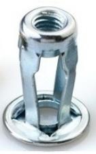 Заклепка резьбовая лепестковая М4 L16,8